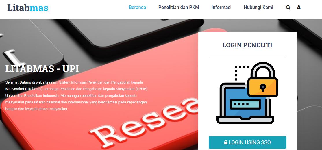 Penerimaan Proposal Penelitian dan PkM Dana Universitas Pendidikan Indonesia Tahun Anggaran 2020